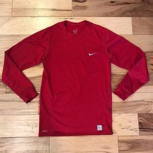 Nike Pro Dry Fit Long Sleeve Shirt